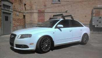 Audi A4 Unknown Sedan
