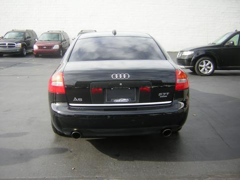 Audi A6 Reg. Cab LOng Bed W/ Access Do Sedan
