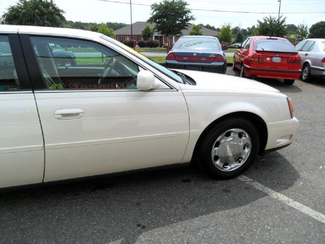 Cadillac Deville Pickup Sedan