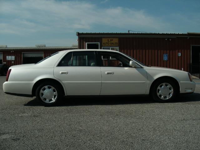 Cadillac Deville Unknown Sedan