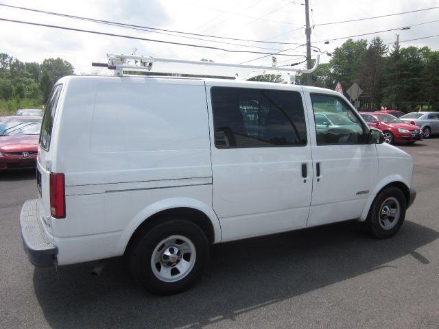 Chevrolet Astro Sport PZEV Passenger Van