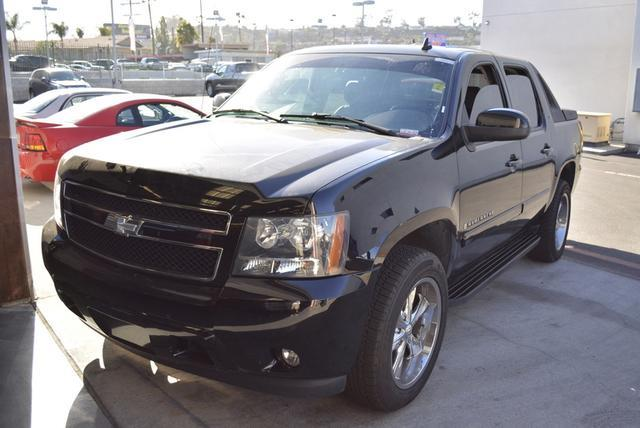 Chevrolet Avalanche Unknown Pickup Truck