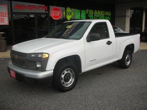 Chevrolet Colorado 2005