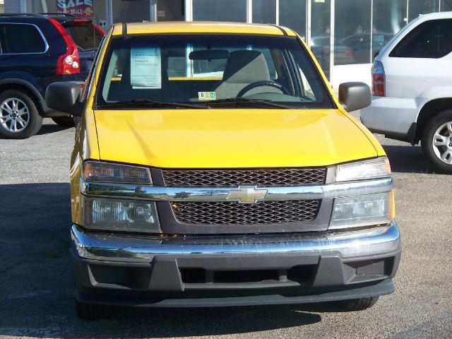 Chevrolet Colorado 3.0cl W/leath Pickup Truck
