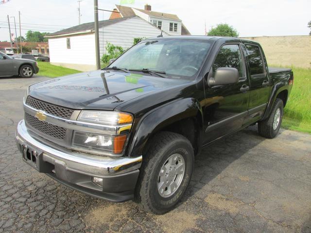 Chevrolet Colorado Lariat XL Pickup Truck