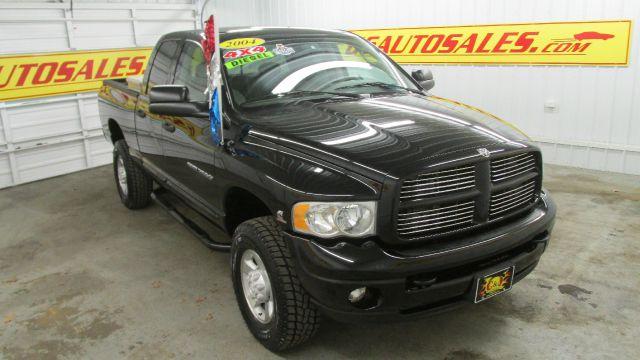 Dodge Ram 2500 4d Wagon AWD Pickup Truck
