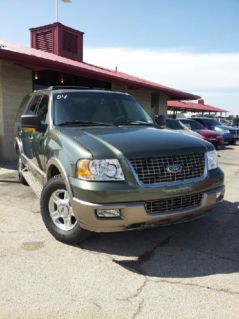 Ford Expedition 2dr HB Man Spec SUV