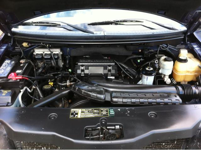 Ford F-150 4dr 2.9L Twin Turbo AWD SUV Pickup Truck