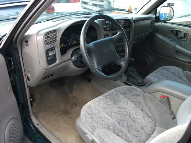 GMC Jimmy or Envoy 1998