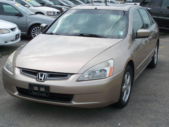 Honda Accord WGN Manual (GS) Sedan