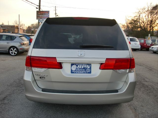 Honda Odyssey Elk Conversion Van MiniVan