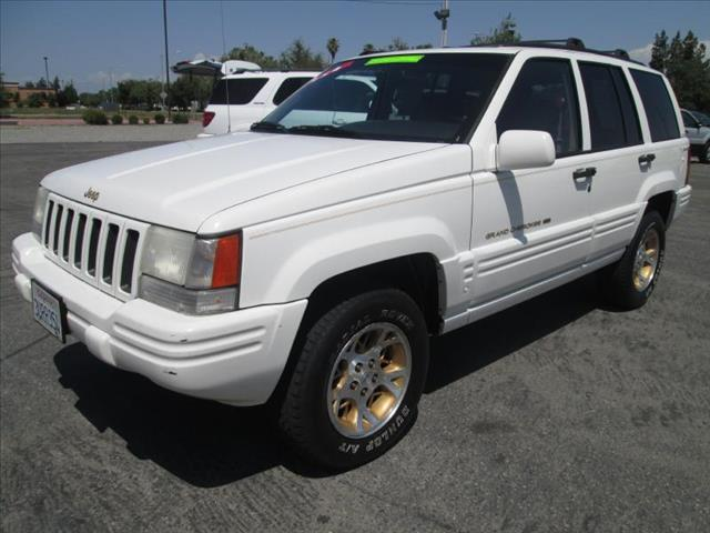 Jeep Grand Cherokee SLT 25 Unspecified