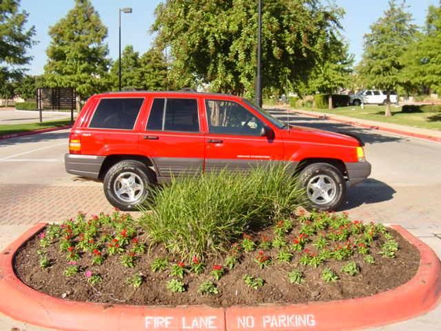 Jeep Grand Cherokee 1997