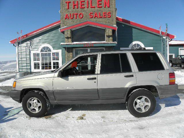 Jeep Grand Cherokee Base W/nav.sys SUV