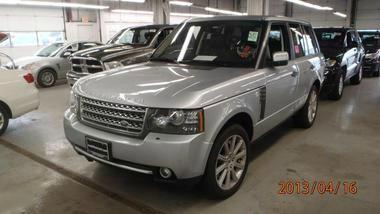 Land Rover Range Rover Convenience Sedan SUV