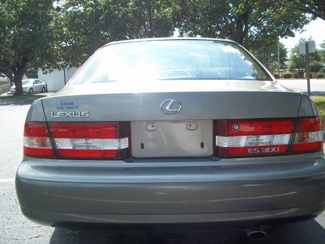 Lexus ES 300 3.5tl W/tech Pkg Sedan