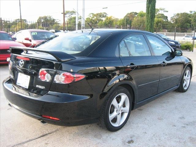 Mazda 6 2006 Isuzu S Hatchback