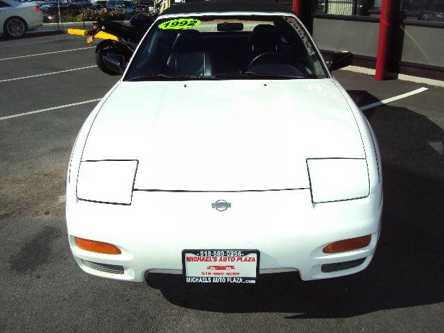Nissan 240SX Convertible Hatchback