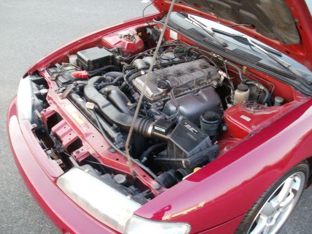 Nissan 240SX 4dr Sdn SL Auto Sedan Coupe