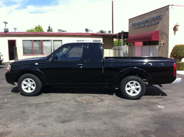 Nissan Frontier Unlimited 4WD Pickup Truck