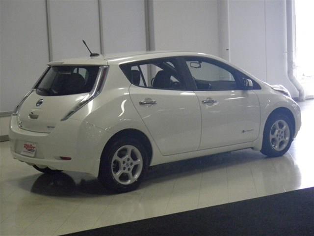 Nissan LEAF Sport 1.8 Liter Superchgd Hatchback