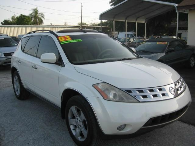 Nissan Murano TRD Supercharged SUV