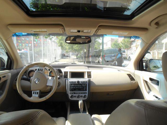 Nissan Murano Crew Cab Amarillo 4X4 SUV