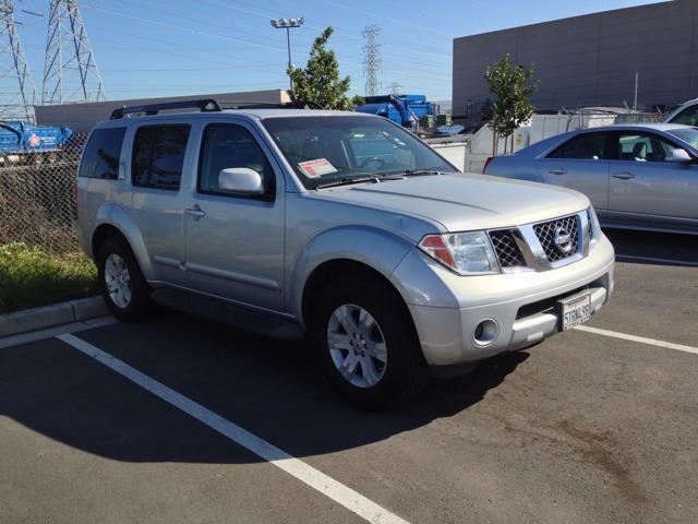 Nissan Pathfinder Unknown Unspecified