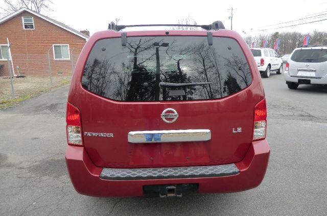 Nissan Pathfinder EX-L AWD SUV