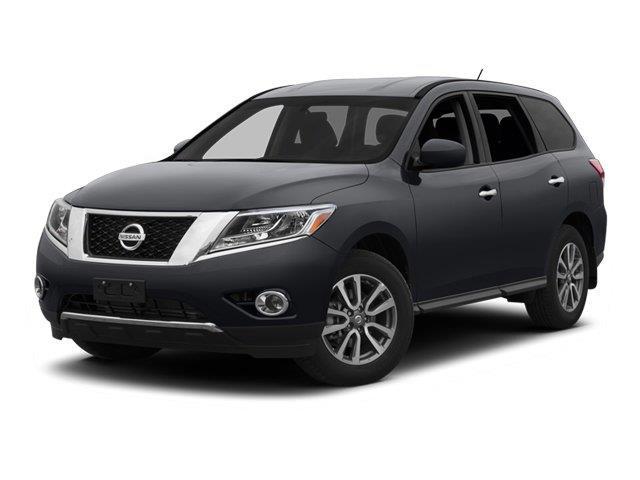 Nissan Pathfinder Lariat 4x4 Diesel SUV