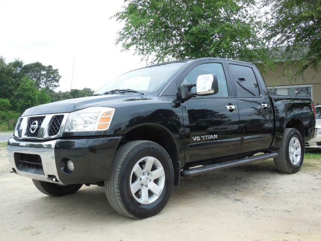 Nissan Titan Xltturbocharged Pickup Truck