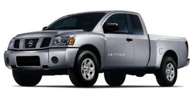Nissan Titan W/nav.sys Pickup Truck
