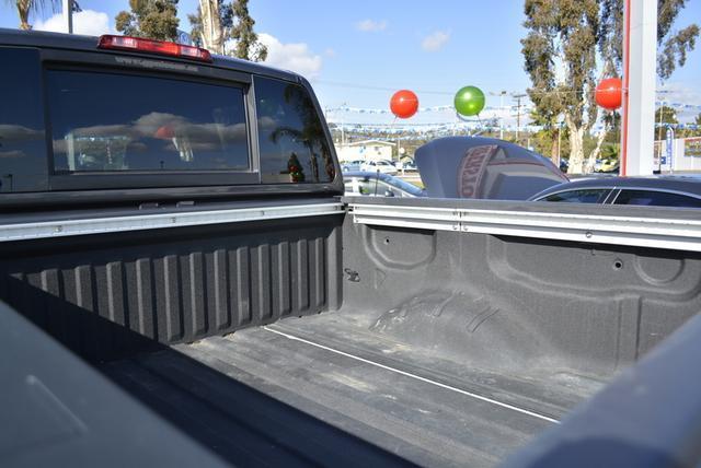 Nissan Titan Zcargo Zveh SHC Pickup Truck