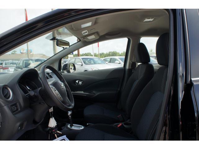 Nissan Versa Note LX FWD Sedan Hatchback