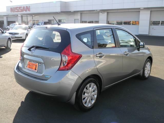 Nissan Versa Note 3.6l, Lthr, PWR, Alloy Hatchback