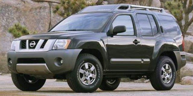 Nissan Xterra SE SUV