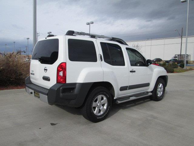 Nissan Xterra 4wd SUV