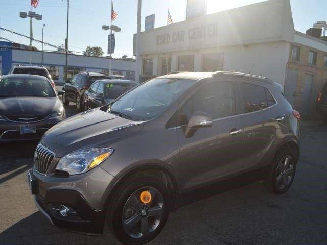 Buick Encore Leather 4dr Crossover SUV