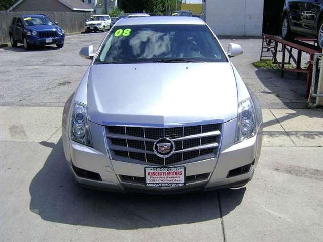 Cadillac CTS AWD 3.6L DI 4dr Sedan Sedan