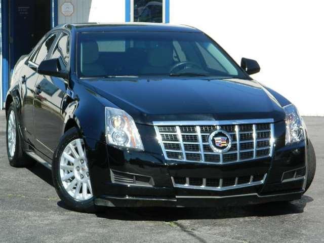 Cadillac CTS AWD 3.0L 4dr Sedan Sedan