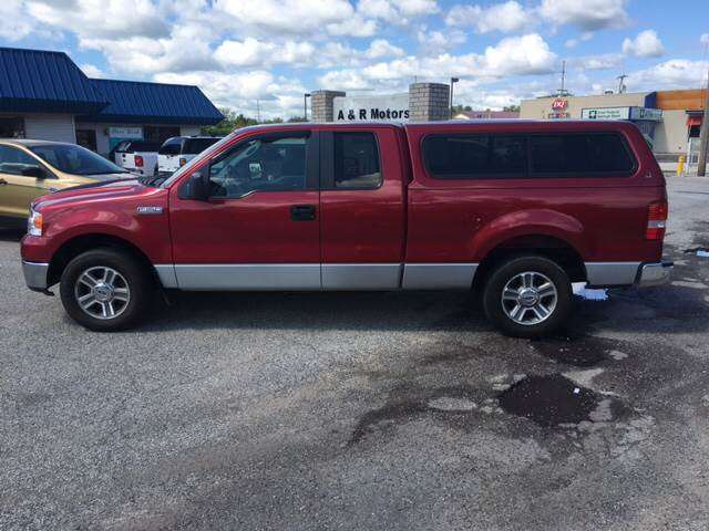 Ford F-150 4x2 XLT 4dr SuperCab Styleside 6.5 ft. SB Pickup Truck