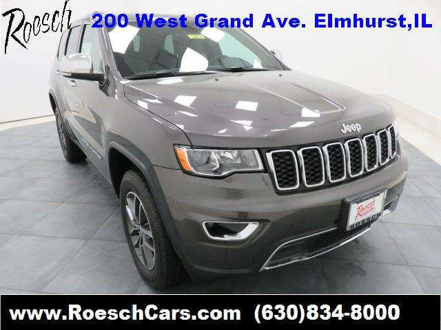 Jeep Grand Cherokee 4x4 Limited 4dr SUV SUV