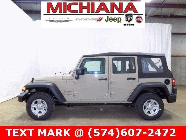 Jeep Wrangler Unlimited Unlimited Sport SUV