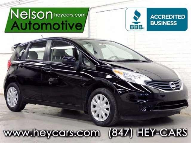Nissan Versa Note 5dr HB CVT 1.6 SV Hatchback
