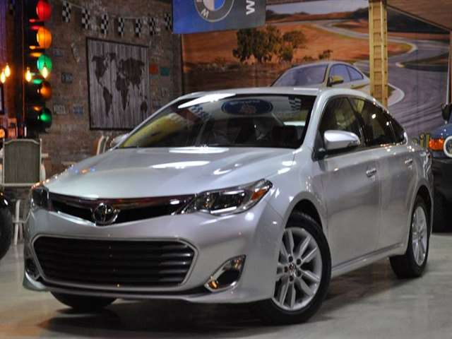 Toyota Avalon XLE 4dr Sedan Sedan